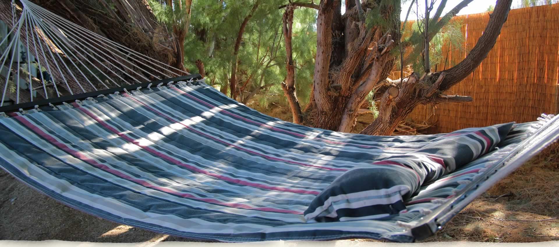 El Morocco Inn hammock